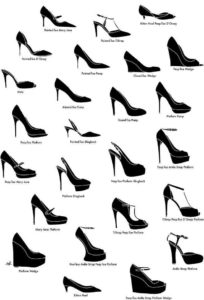 heel cheat sheet