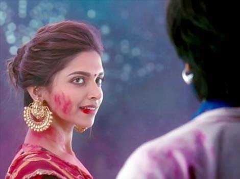 amrapali earrings - Star Style Quotient-Ram Leela