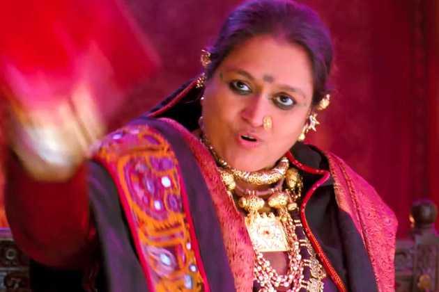 supriya pathak - Star Style Quotient-Ram Leela