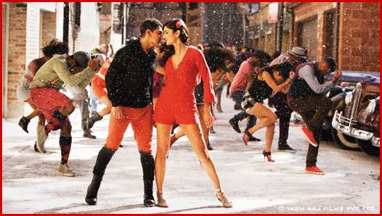 matchy one - Dhoom-3 Styling Review