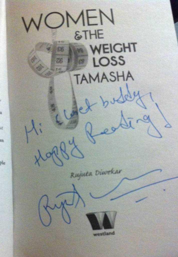 photo 2 3 710x1024 - Rujuta and the Weight Loss Tamasha