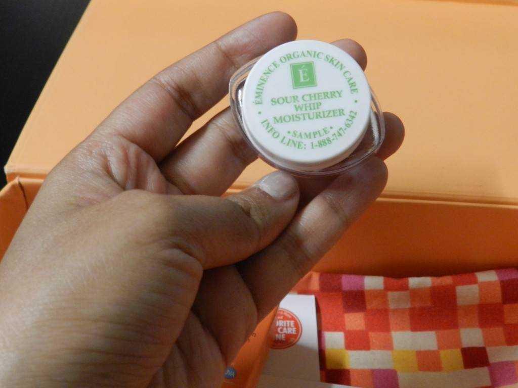 Éminence Organics Sour Cherry Whip Moisturizer