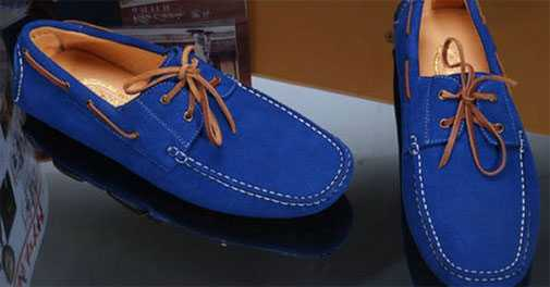 Moccasins by Tod