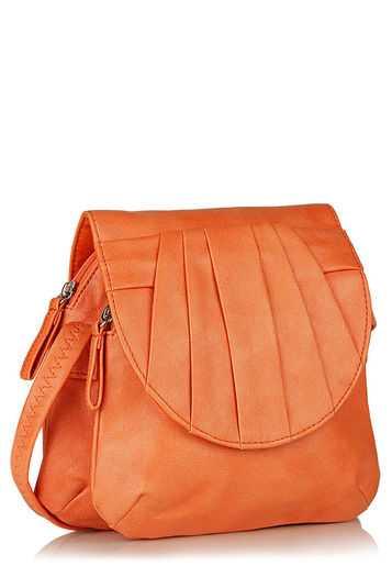 Orange Sling Bag by Baggit