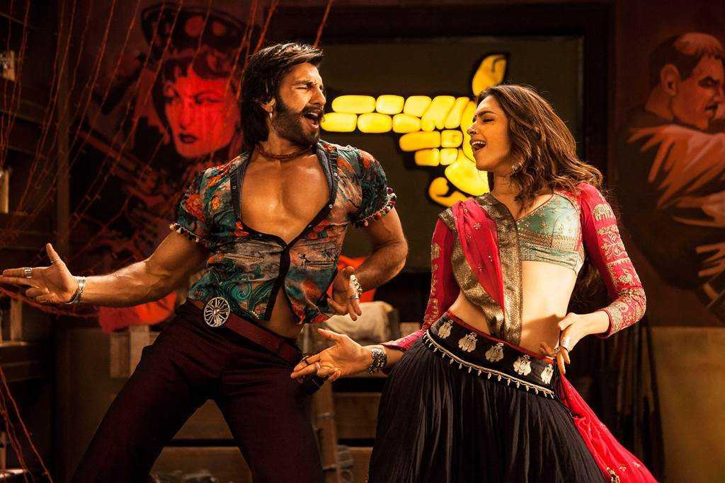 Ranveer Singh is the king of experiments. Sometimes they work sometimes they don't