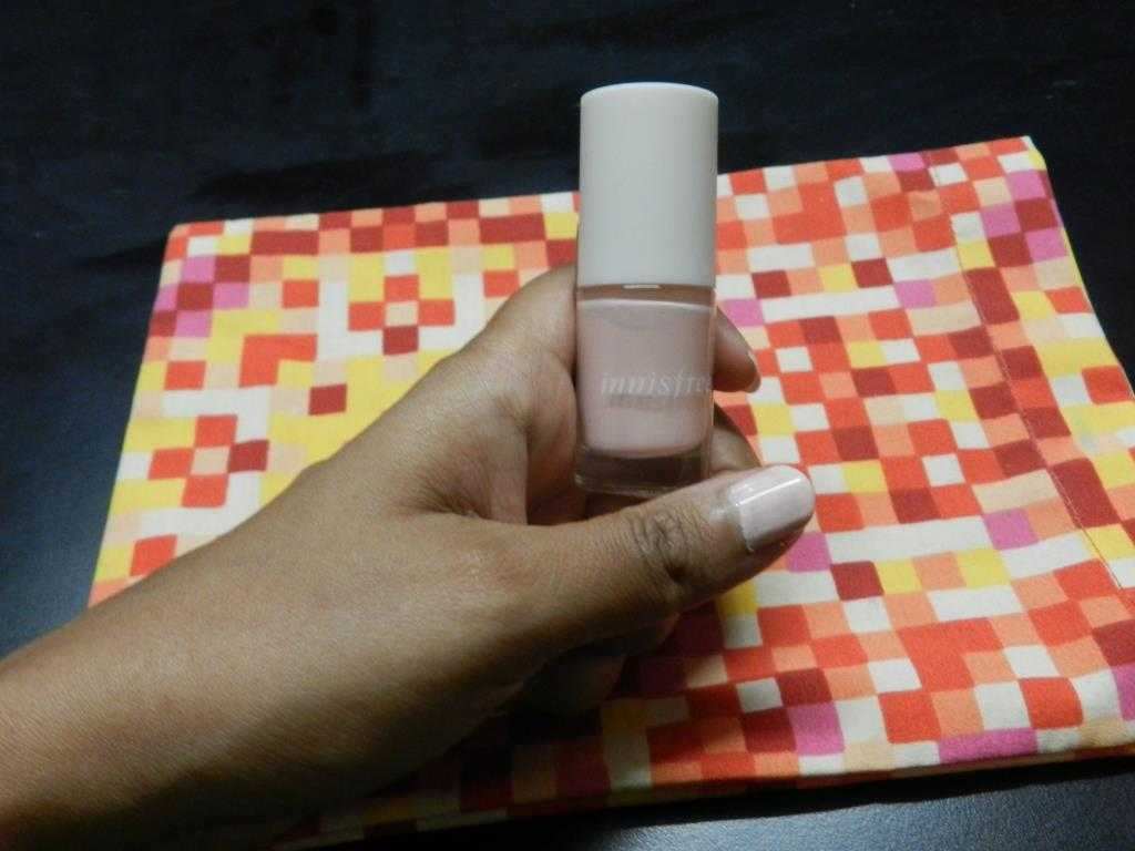 INNIFREE Eco Nail Color