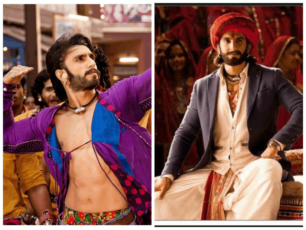 Ranveeer Singh - Kediyu Style