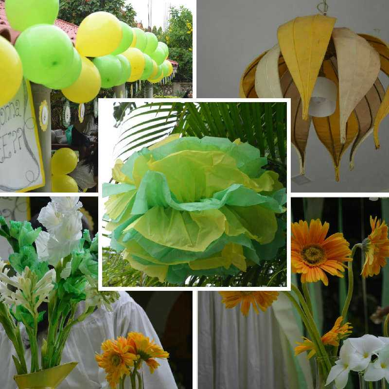 end theme collage - Planning the Upadhyay Baby Shower-Part 1