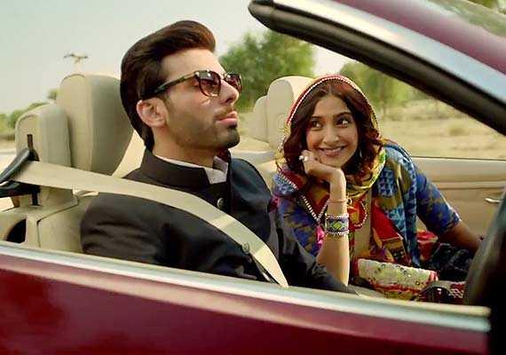 merc khoob indiatvnews - Sonam: Khoobsurat Really? (I guess they meant Fawad Khan :) )