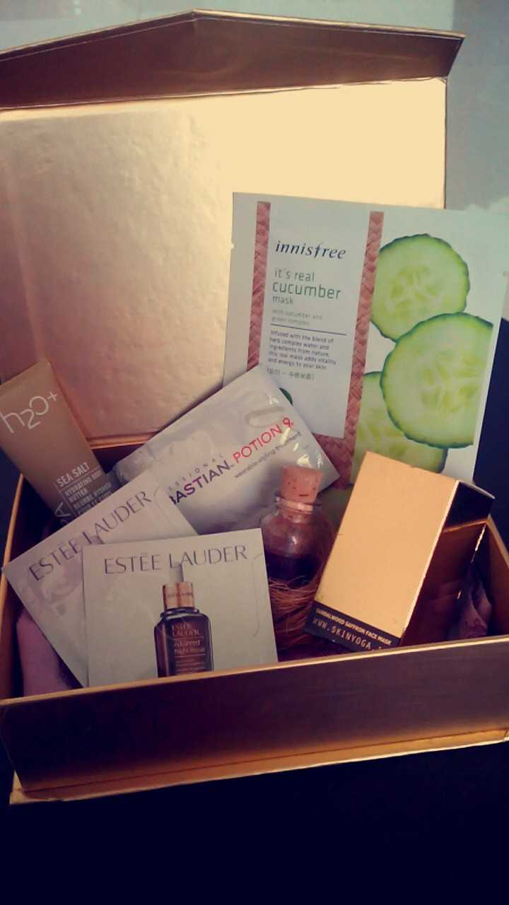 Snapchat 20141018113335 - My Envy Box-October 2014 Edition Review