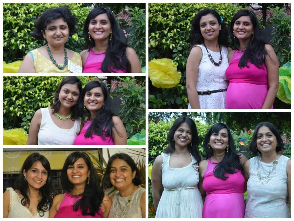 collageupload2 - The Upadhyay Baby Shower-The Fun at the Party!