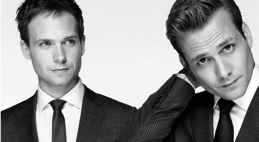 harvey specter and mike rosstumblr be motley lr8v4qzg1 - Tying the Knot