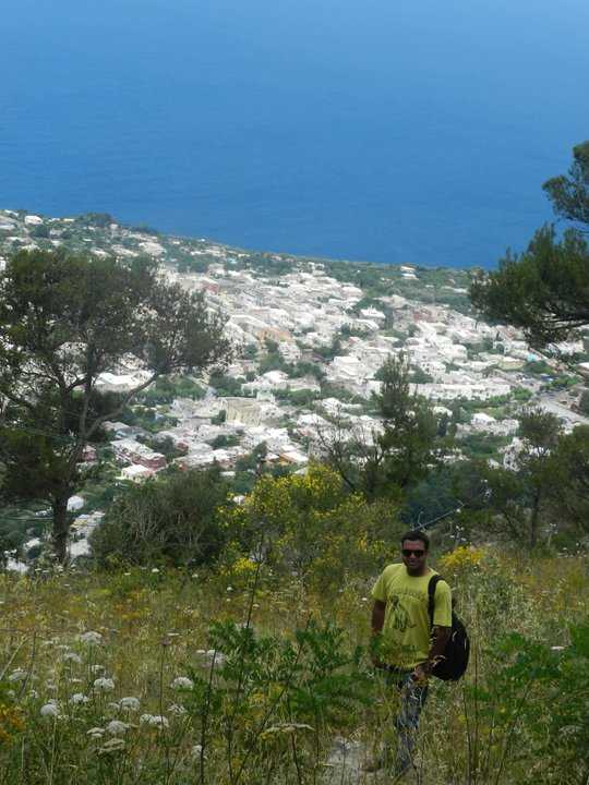 The view from Anacapri