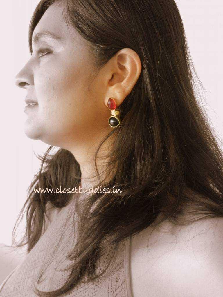 earring1 768x1024 - Orange is the New Black!