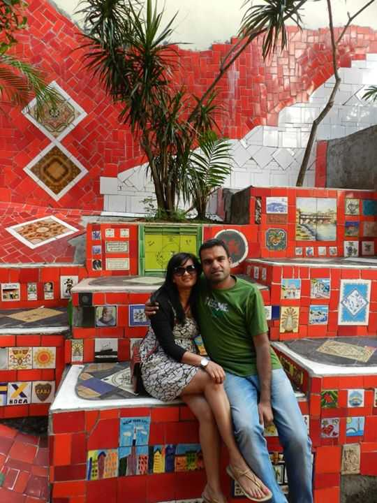 lapa steps - Five Beautiful Cities for a Beach Holiday-Part 1