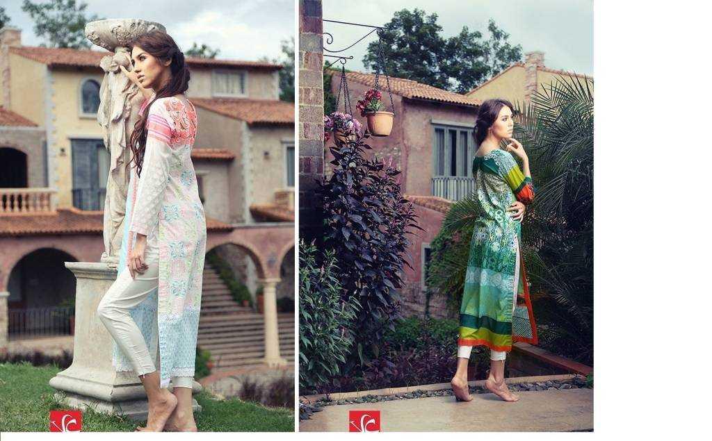 Long Pakistani Style Kurti.
