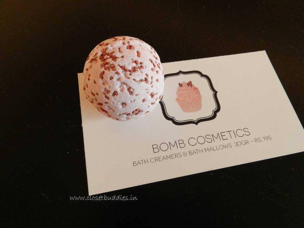 Bomb Cosmetics Bath Creamer