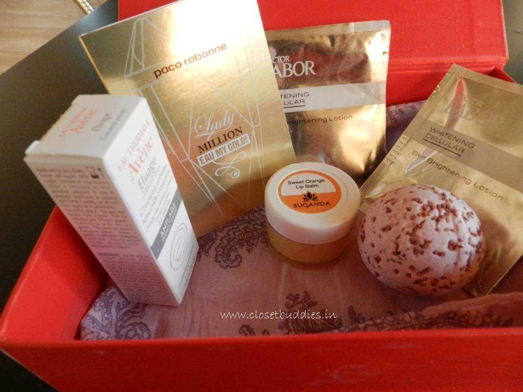 The Dec 2014 My Envy Box