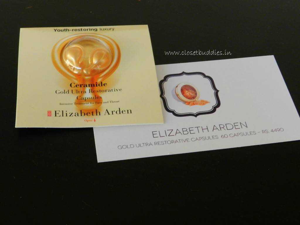 Elizabeth Arden Youth Restoring Ceramide Capsules