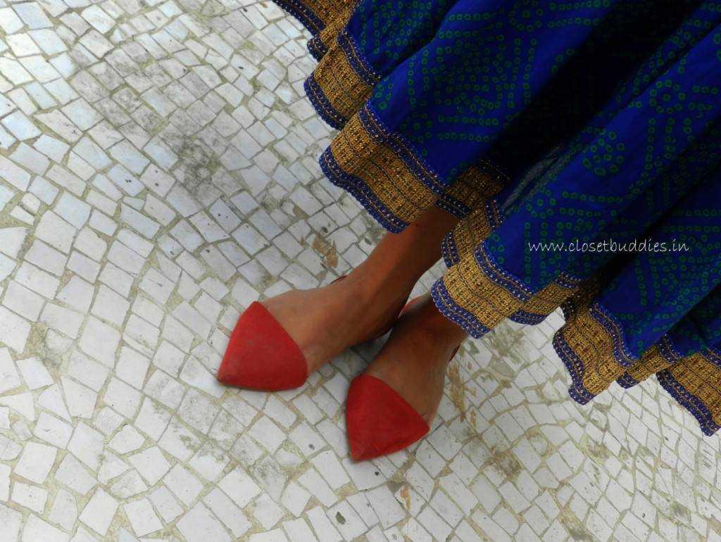 footwear1 1024x770 - Festive Dress Up!
