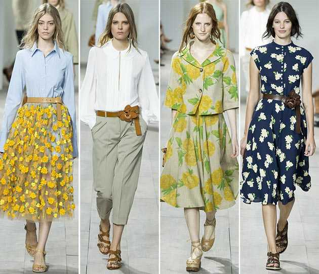 Michael Kors spring summer 2015 collection New York Fashion Week4 - Theories Of Spring Summer 2015