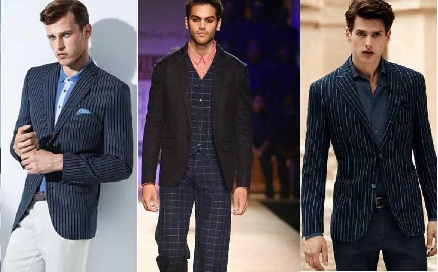 Striped Blazers - MENarchy- SS'15 Trends for Men