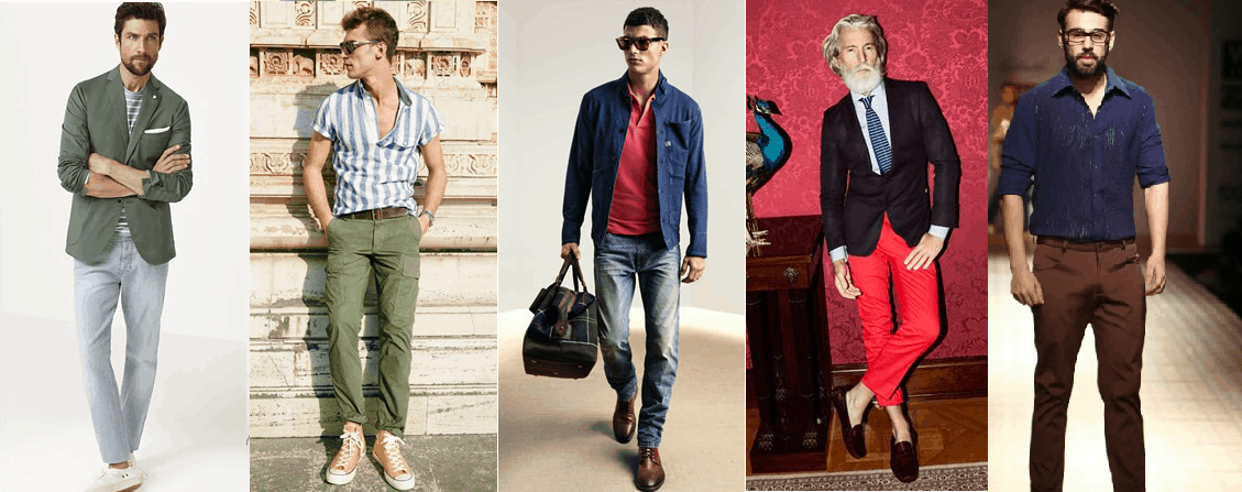 colors - MENarchy- SS'15 Trends for Men
