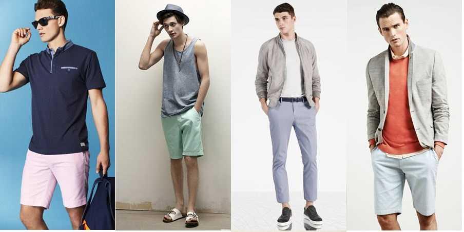 legwears - MENarchy- SS'15 Trends for Men