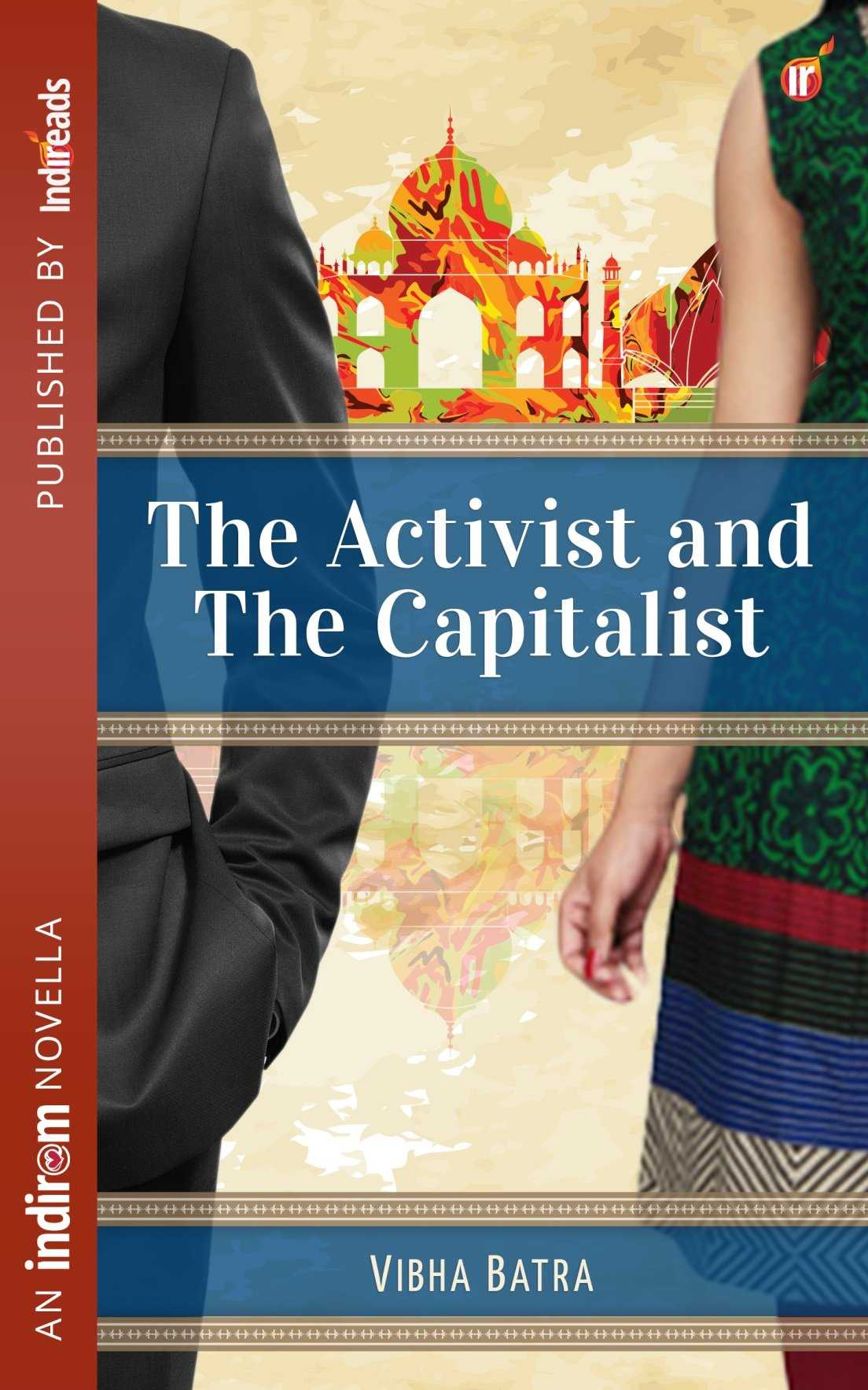 TheActivistandTheCapitalist front - Book Review-The Activist and The Capitalist by Vibha Batra