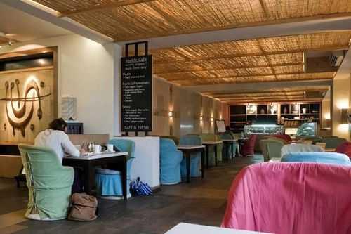 The Anokhi Café