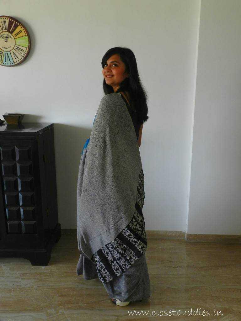 The pallu