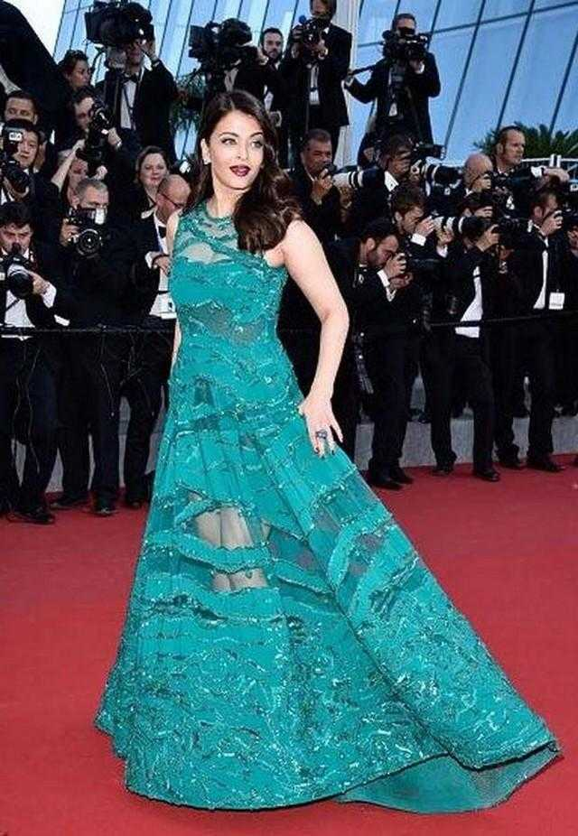 Aishwarya Elie Saab - Cannes 2015 Red Carpet Round up- Bollywood Special
