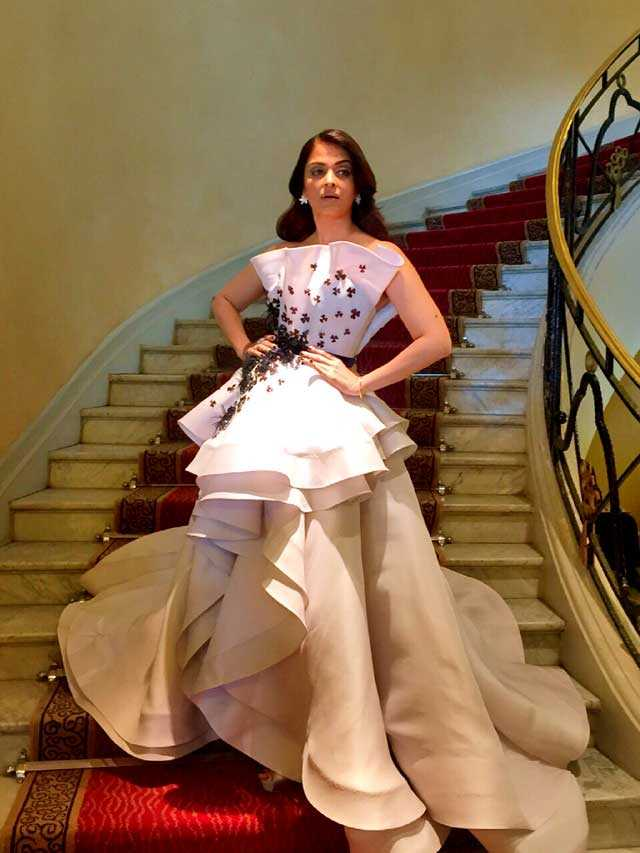 Aishwarya RalphRusso - Cannes 2015 Red Carpet Round up- Bollywood Special