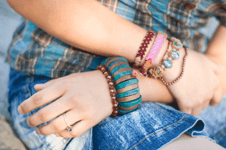 Image 2 - Five Ways to Rock Traditional Accessories with Western Outfits