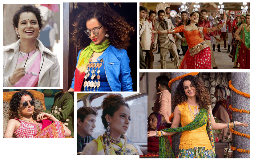 Tanu weds manu collage - Fashion Trends to Pick Up from Tanu Weds Manu Returns