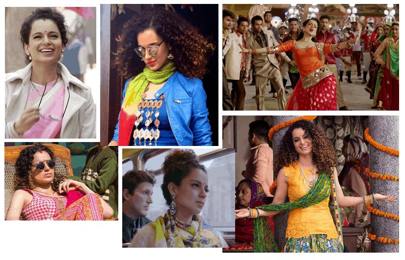 Tanu weds manu collage - Fashion Trends to Pick Up from Tanu Weds Manu Returns