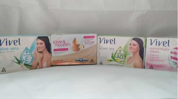 121 - Vivel's Latest Range of Soaps