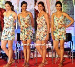 3 300x269 - Celebs flaunting affordable high street labels