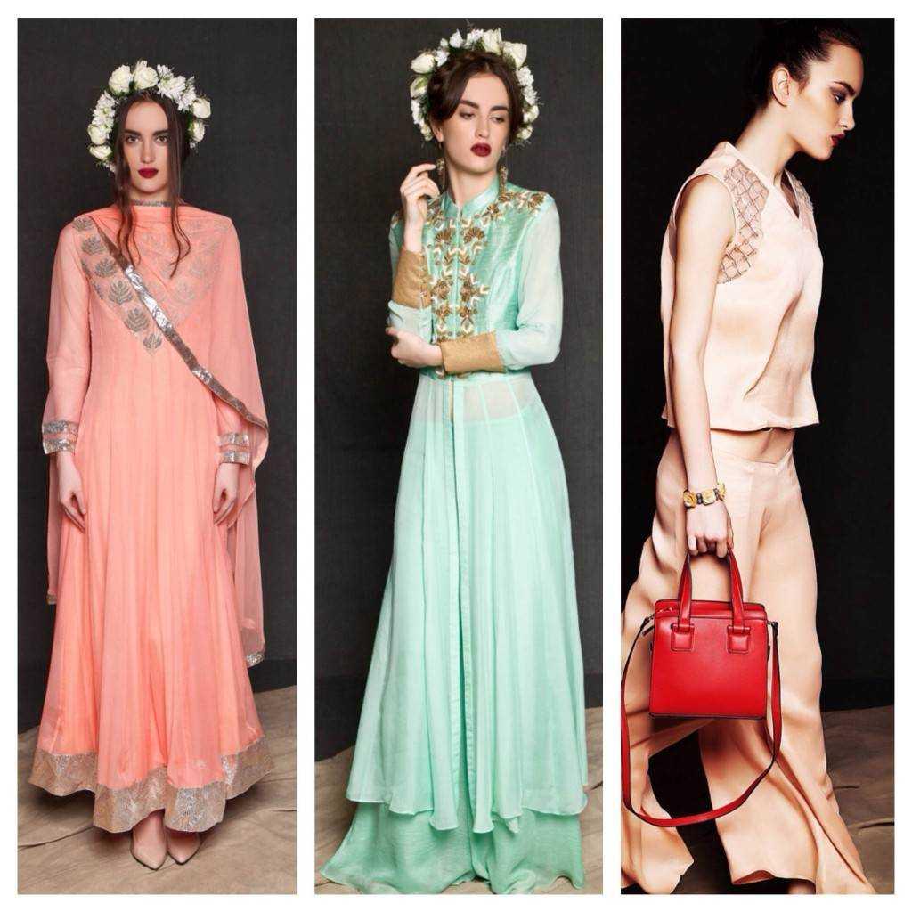 The elegant designs by Saumya Gupta