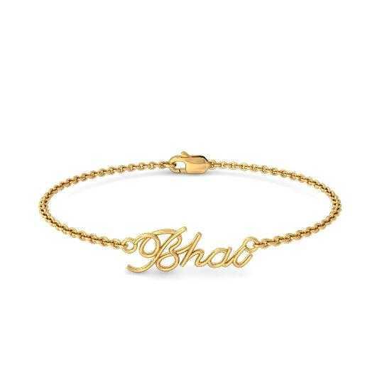 bracelet - Fun Rakshabandhan Ideas for your Brother