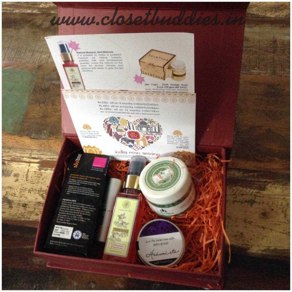 image15 1024x1024 - My Envy Box August 2015 Review