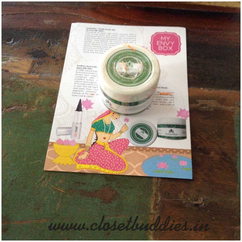 image17 1024x1024 - My Envy Box August 2015 Review