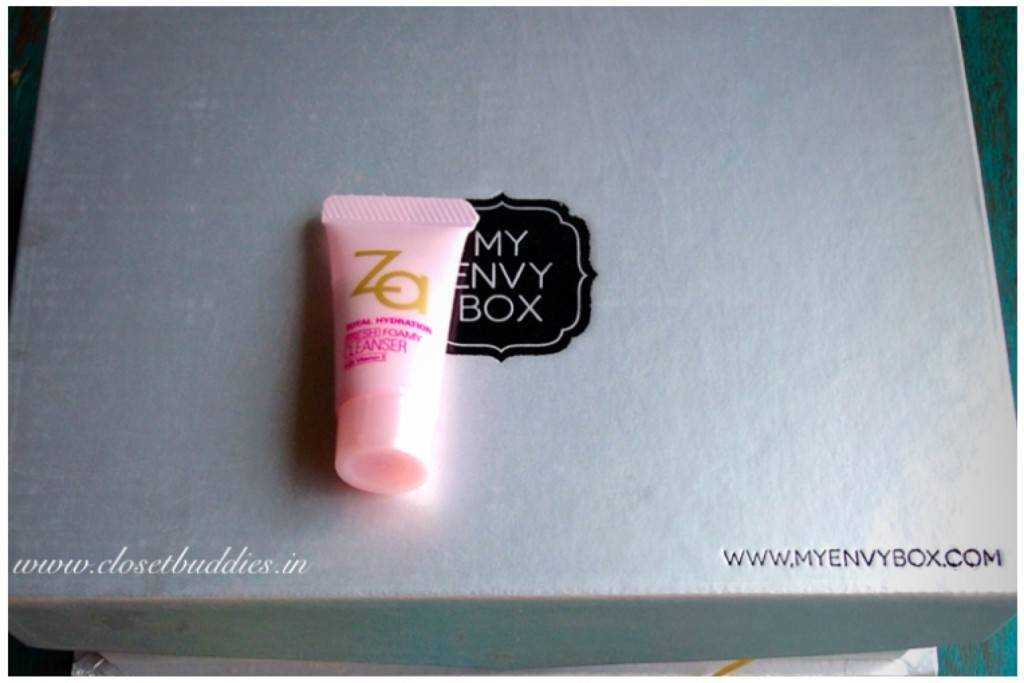 Za Total Hydration Fresh Foamy Cleanser