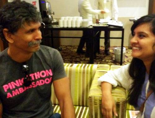 On CB's Couch Milind Soman 500x380 - On CB's Couch- Milind Soman