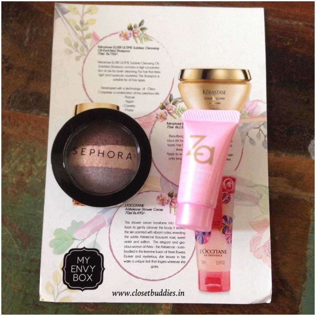 image 1024x1024 - My Envy Box October 2015 Review