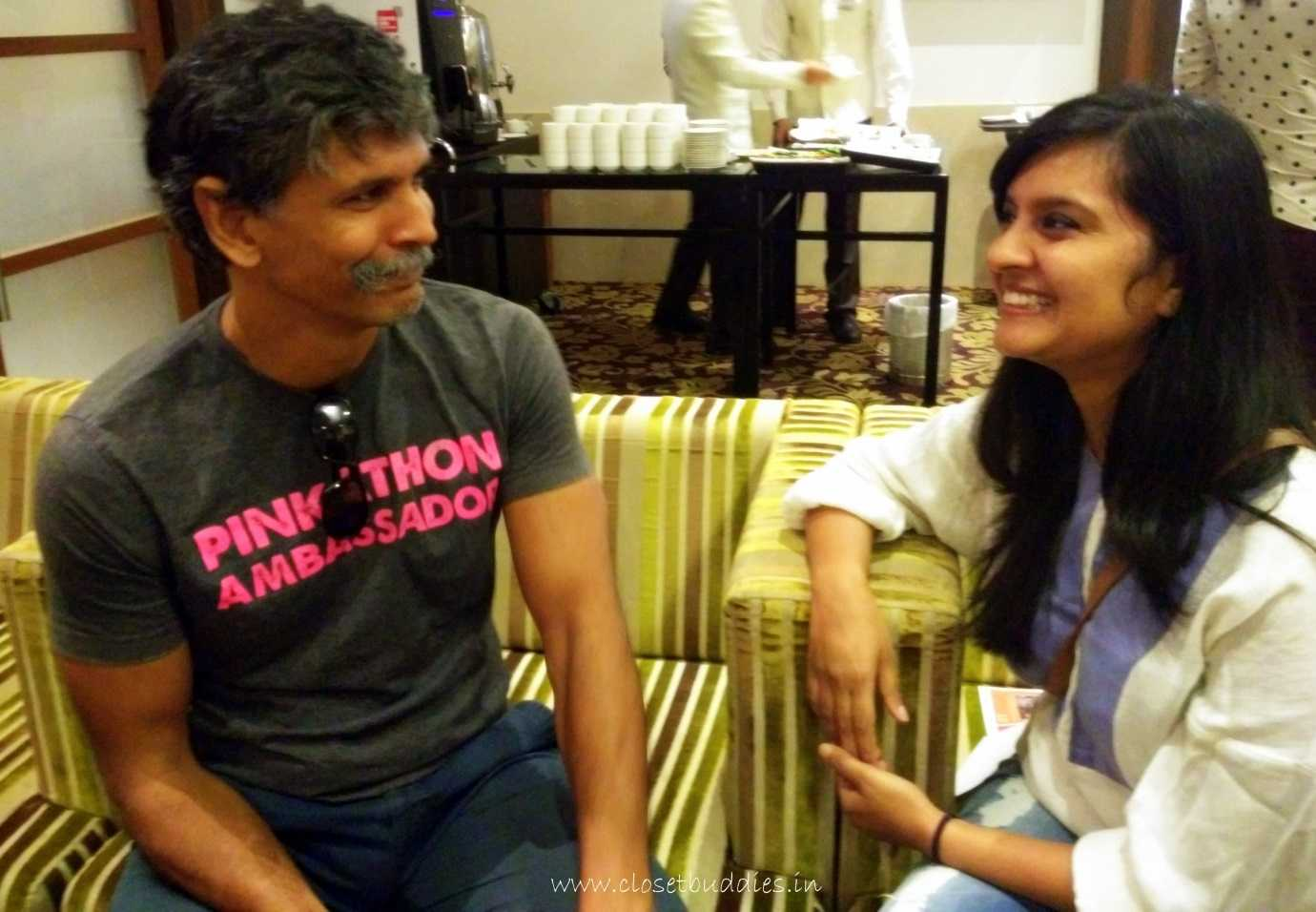 interview5 - On CB's Couch- Milind Soman
