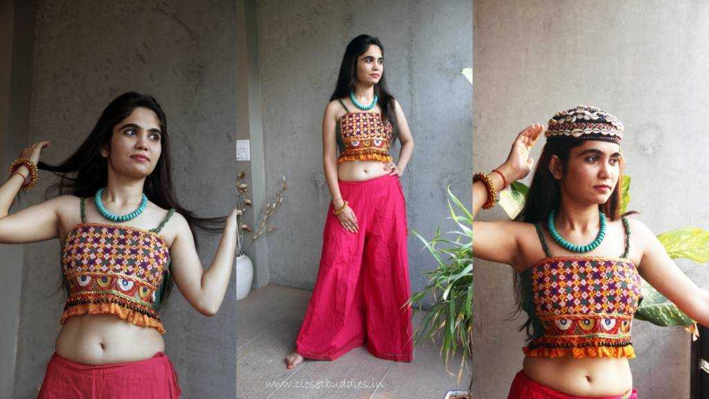 riya palazzos 1024x576 - Navratri Styling Ideas for 2015