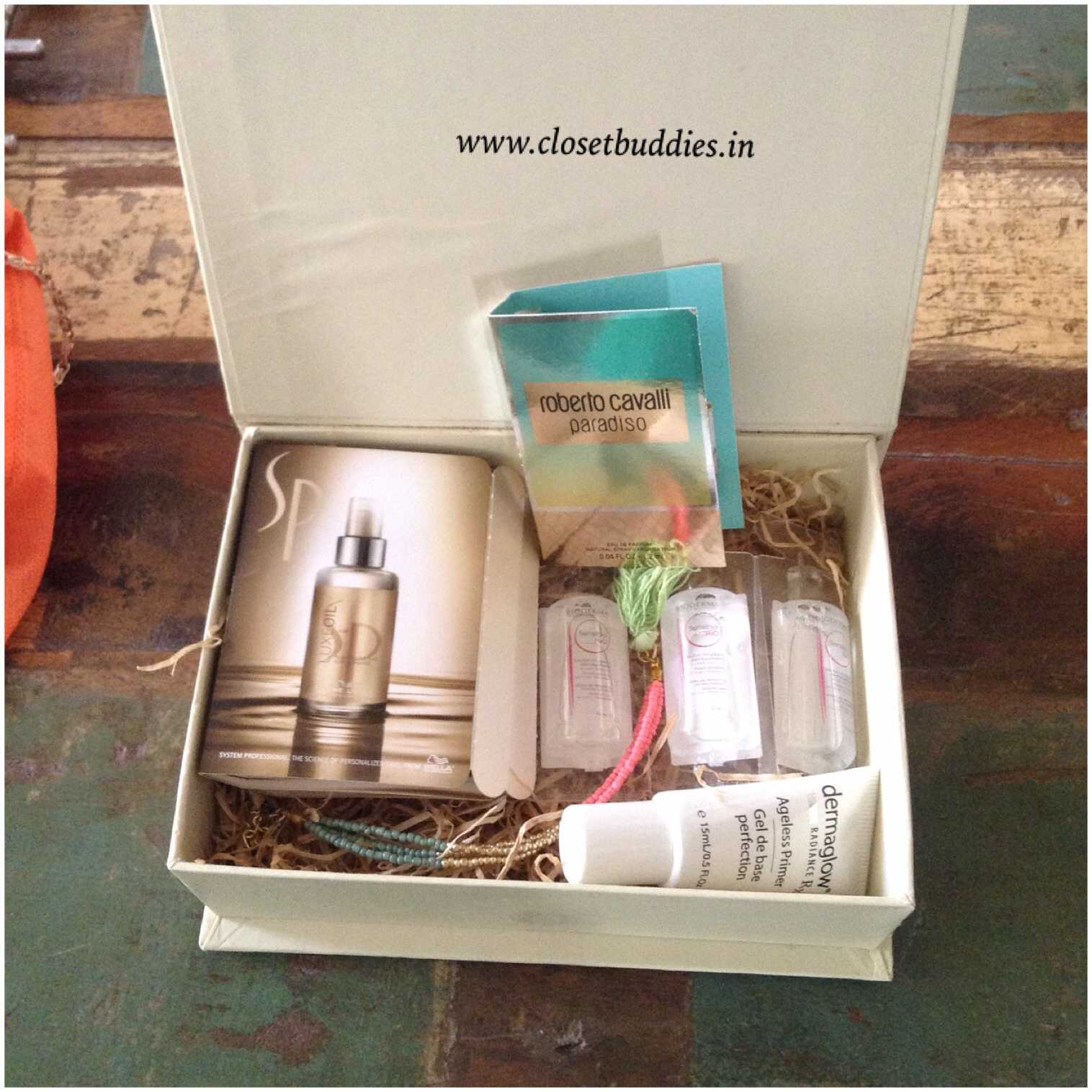 image - My Envy Box- November 2015 Review