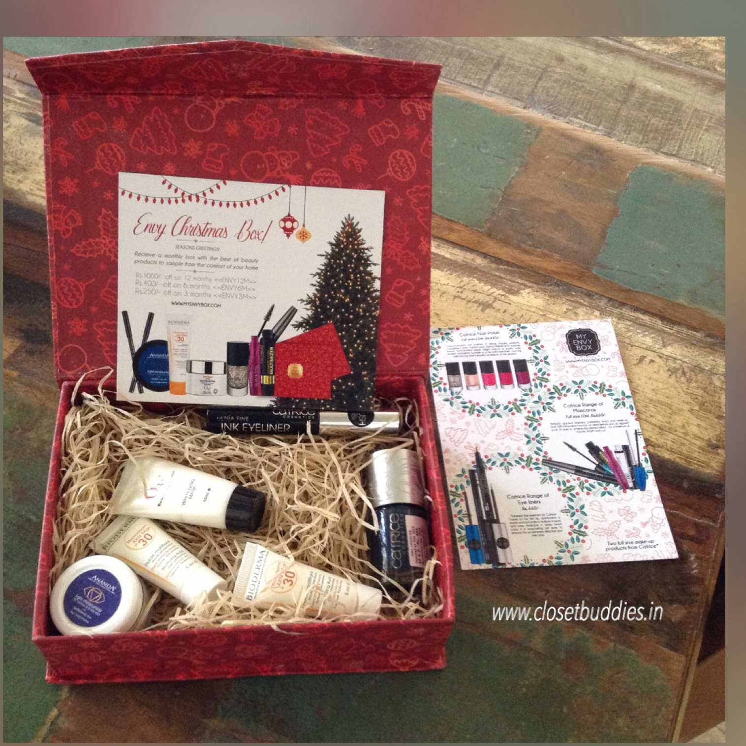 image 5 - My Envy Box December 2015 Review