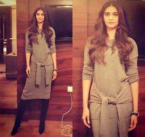 sonam-kapoor-sombre-outfit